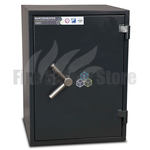 Firesec 10/60 Key Lock Fireproof Safe Size 2