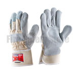Red Rigger Glove