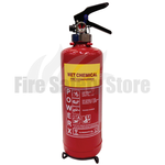 PowerX 2Ltr Wet Chemical Fire Extinguisher