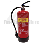 PowerX 6Ltr Wet Chemical Fire Extinguisher