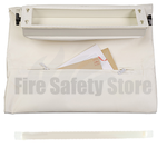 FireGuard Anti-Arson Fire Protective Mail Bag With Extinguisher Tube