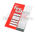 FireChief A4 Fire Log Book