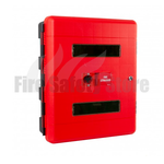 Firechief Double Lockable Fire Extinguisher Cabinet