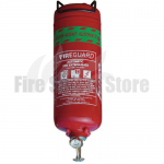 FireGuard 2.5Kg Automatic Clean Agent Fire Extinguisher