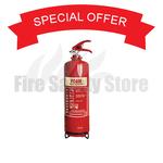 FireGuard 1Ltr AFFF Foam Fire Extinguisher