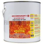 Envirograf HW SUPERB CLEAR Top Coat (Clear System)