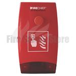FireChief SiteWarden SB100 SE Push Button Site Alarm