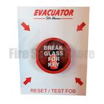 Evacuator FMCEVAFOBKB Test/Reset Key Box