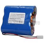 Evacuator Synergy 9V 17Ah High Powered Sealed Battery Pack