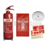 Small Home / Landlords Fire Safety Pack