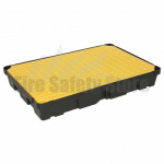 FireChief Spill Tray with Platform