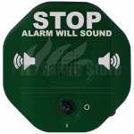 STI-6400-G Exit Stopper Green