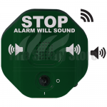 Green STI-6400WIR-G Wireless Exit Stopper Multi-function Door Alarm
