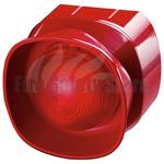 Apollo 55000-293 XP95 Multi-Tone Open-Area Sounder Beacon (Red)