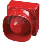 Apollo 55000-274APO XP95 Weatherproof Multi-Tone Open Area Sounder (Red)