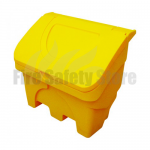 FireChief Rotationally Moulded Grit Bin 130 Litres