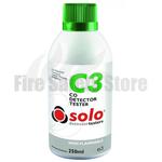 Solo C3 Carbon Monoxide Test Gas - 250ml