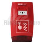 FireChief SiteWarden SP100 SE Call Point Site Alarm