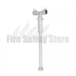 Double Head Fire Standpipe With Check Valve