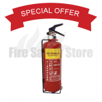 FireGuard 2Ltr Wet Chemical Fire Extinguisher