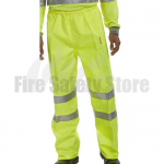 Yellow Hi-Visibility Birkdale Trousers