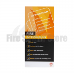 Fire Safety Assured Information Sign - Fire Action Plan