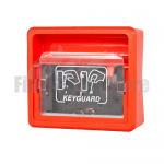 Red Key Guard Box with Alarm