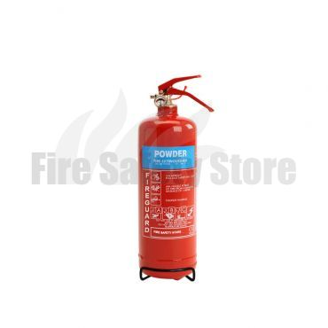 FireGuard 1Kg ABC Dry Powder Fire Extinguisher