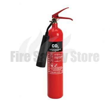 FireGuard 2Kg Co2 Fire Extinguisher