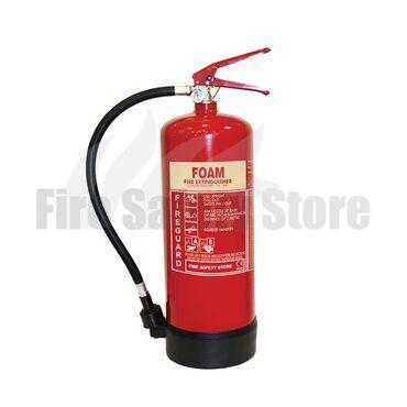 FireGuard 3Ltr AFFF Foam Fire Extinguisher