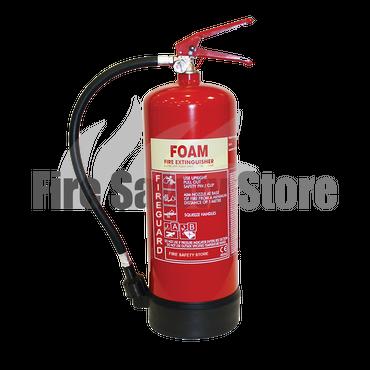 FireGuard 6Ltr AFFF Foam Fire Extinguisher