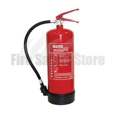 FireGuard 6Ltr Water Additive Fire Extinguisher