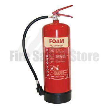 FireGuard 9Ltr AFFF Foam Fire Extinguisher