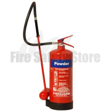 FireGuard 9Kg M28 Dry Powder Extinguisher