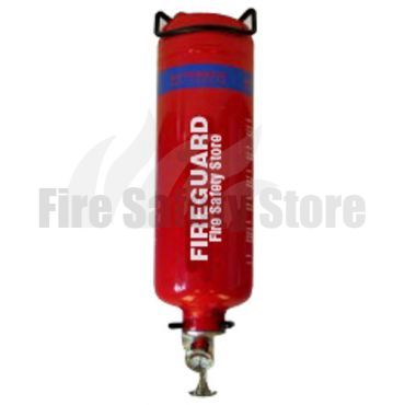 FireGuard 2Kg Automatic Dry Powder Fire Extinguisher