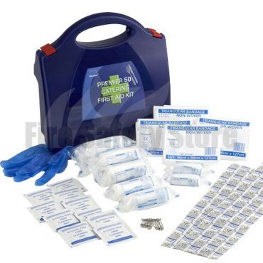 50 Person Catering First Aid Kit