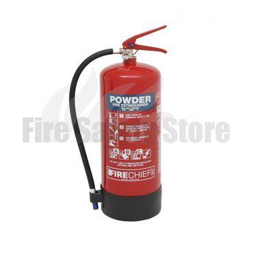 Firechief XTR 9 Kg ABC Dry Powder Fire Extinguisher