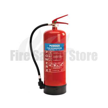 PowerX 4Kg ABC Dry Powder Fire Extinguisher