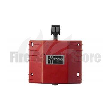 Dorgard Auto Release Fire Door Closer (Red)