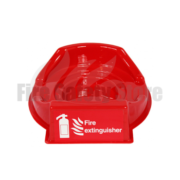 Single Fire Extinguisher Point