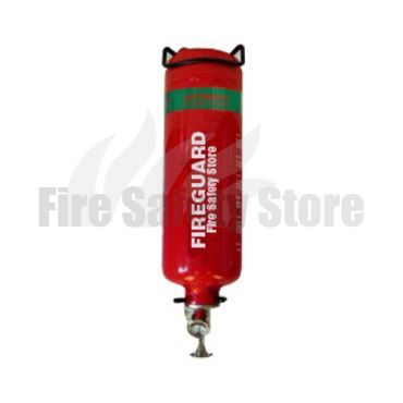FireGuard 1.5Kg Automatic Clean Agent Fire Extinguisher