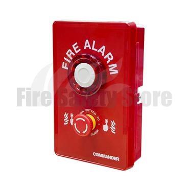 CommandAlert Push Button Alarm