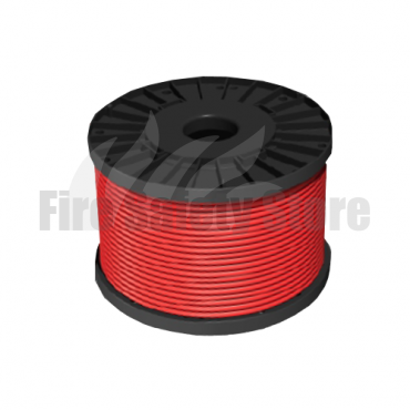 Red 100m 4 Core 1.5mm Standard Ventcroft FireSafe Fire Rated Cable