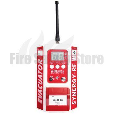 Evacuator Synergy Wireless Addressable Base Station Fire Alarm
