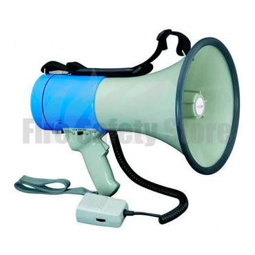 25 Watt Megaphone with Separate Microphone