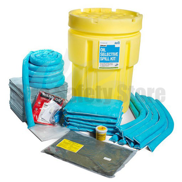 360Ltr Oil Drum Spill Kit