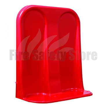 Double Composite Fire Extinguisher Stand
