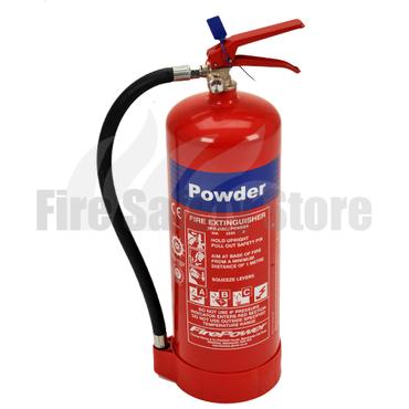 FirePower 6Kg Dry Powder Fire Extinguisher