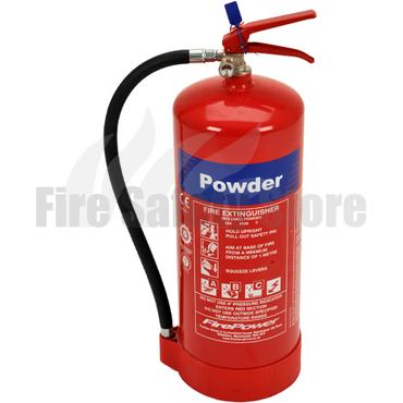 FirePower 9Kg Dry Powder Fire Extinguisher