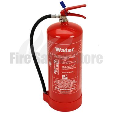 FirePower 9 Litre Water Fire Extinguisher